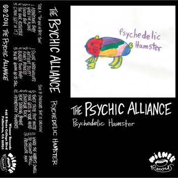 Psychedelic Hamster cover art