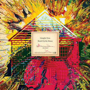 Board Up the House cover art