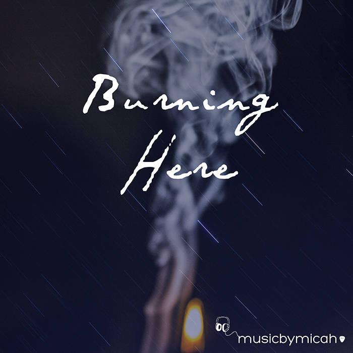 Burning Here cover art