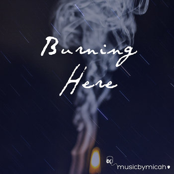 Burning Here cover art