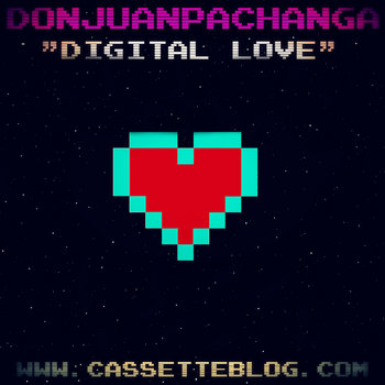 Digital love EP cover art