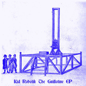 The Guillotine EP cover art
