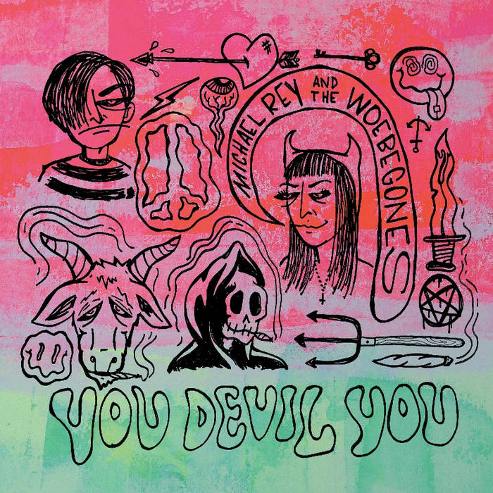YOU DEVIL YOU cover art