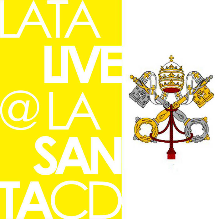 Live @ La Santa CD 15.10.2011 cover art