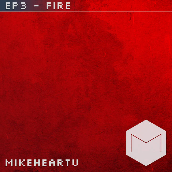 EP 3 - Fire cover art