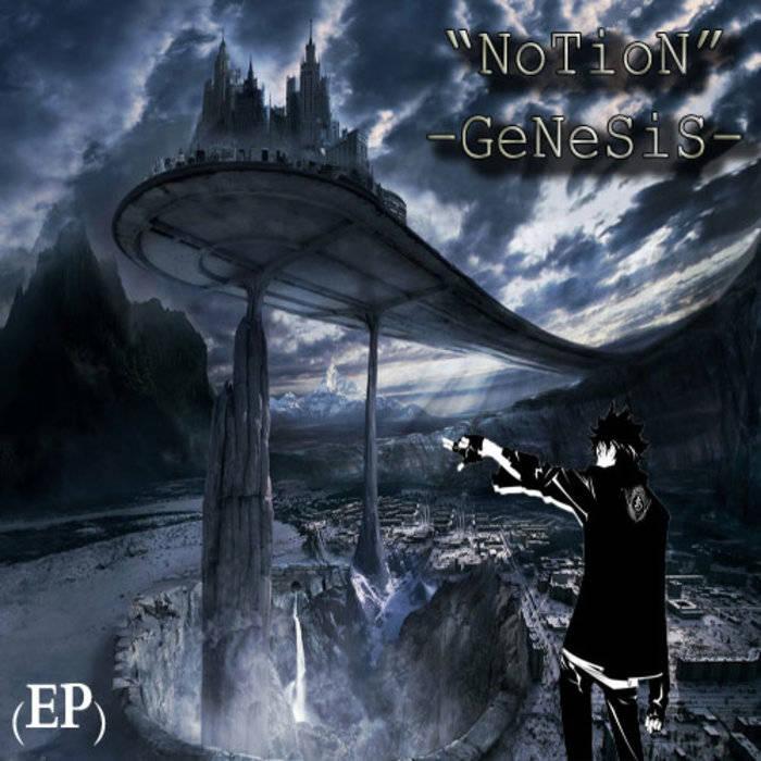 NotioN: Genesis (EP) cover art