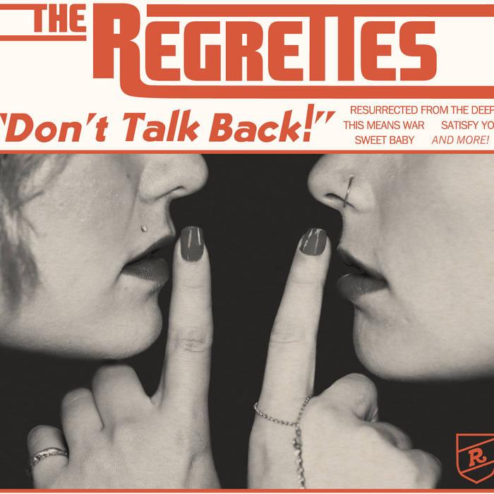 Don't Talk Back cover art