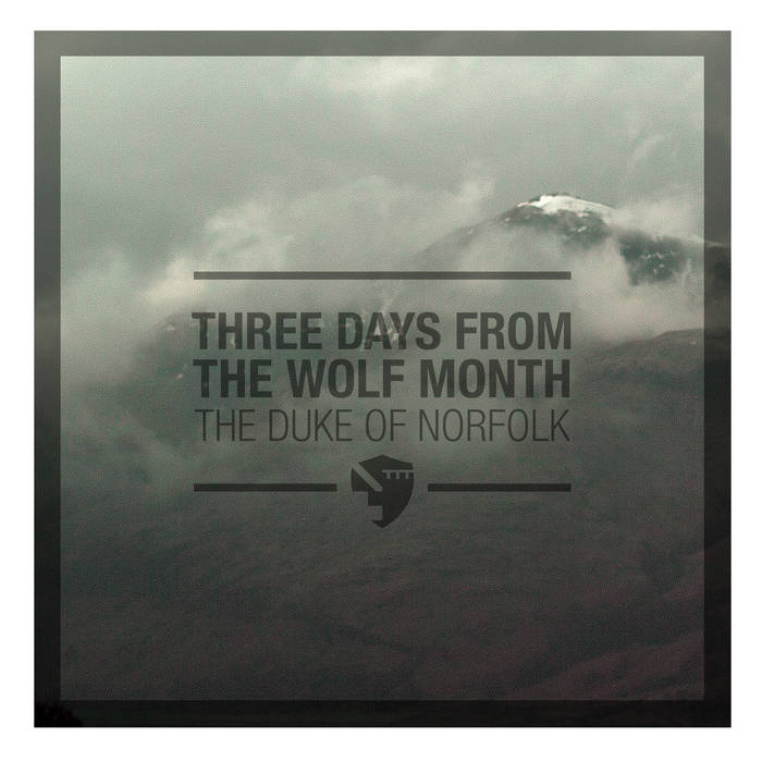 Three Days From the Wolf Month cover art