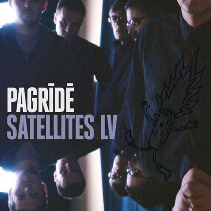 'Pagrīdē' remix compilation cover art