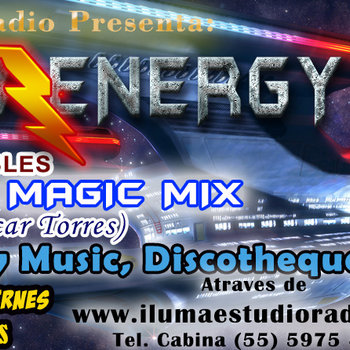 "Grabación Preliminar ""Club Energy"" (High Energy Music) Programa Radiofónico cover art"