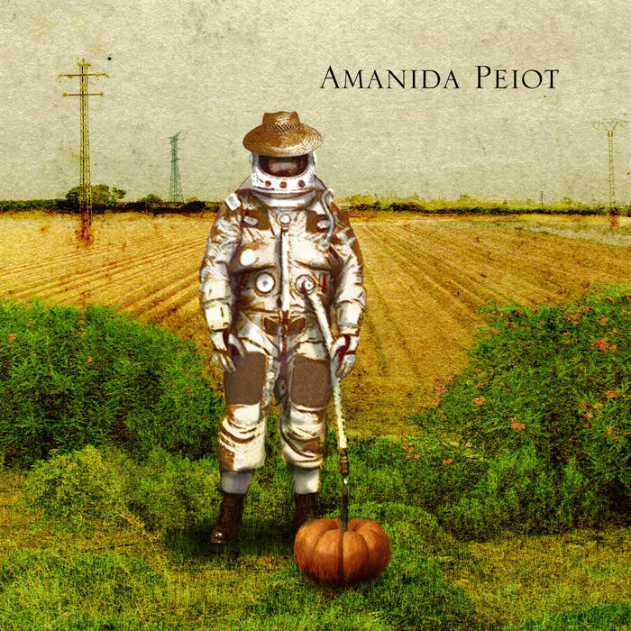 'Amanida Peiot #1' cover art