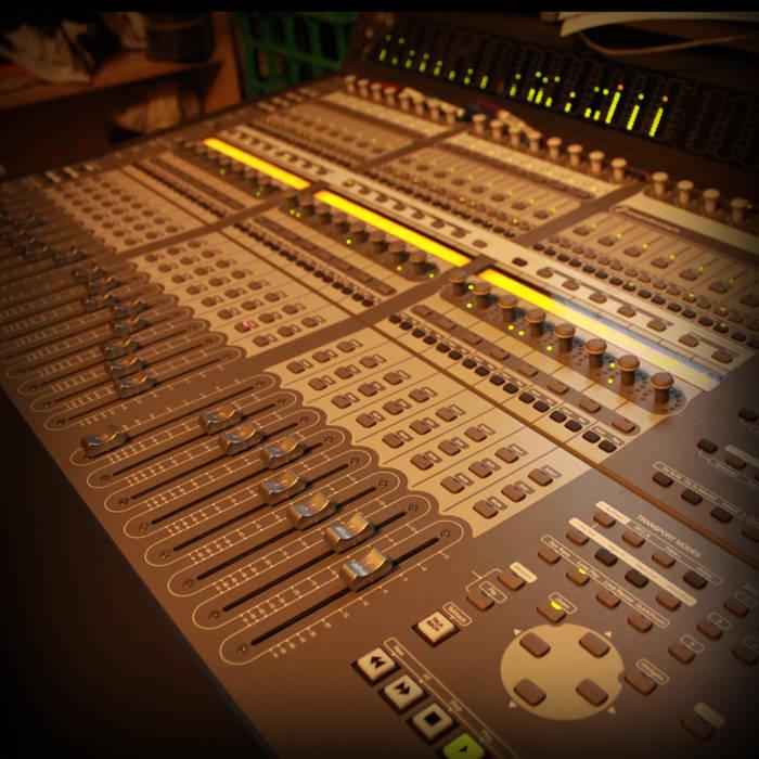 The Plex Recording Studio cover art