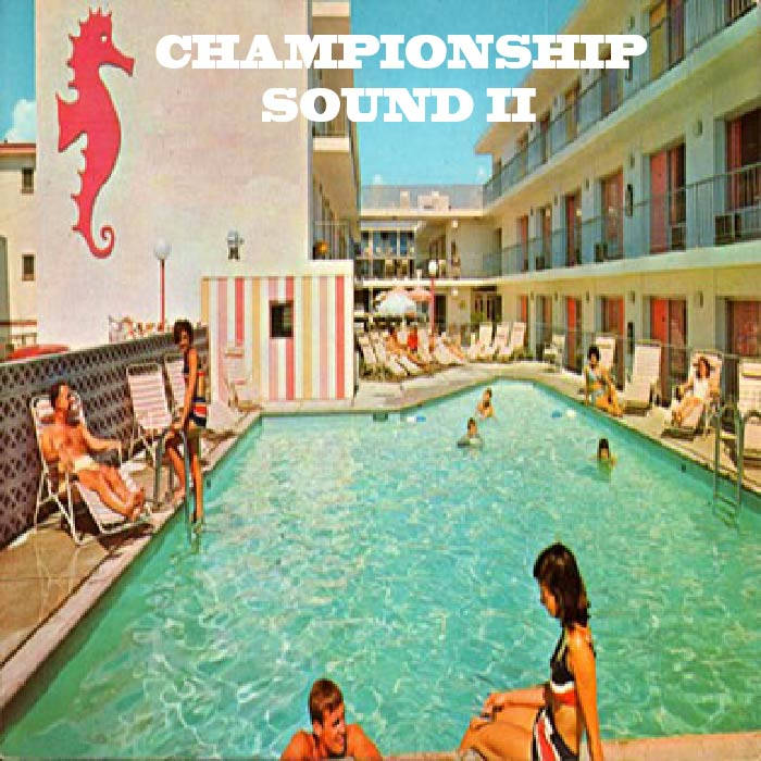 Championship Sound II cover art