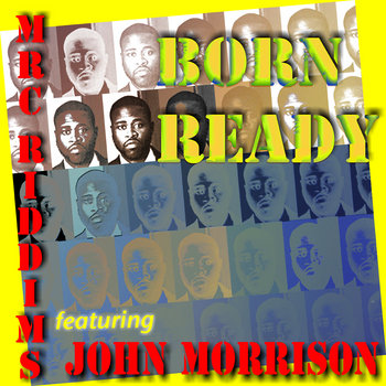 Born Ready (single) cover art