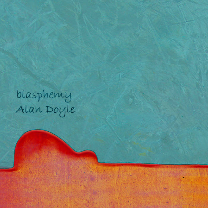 blasphemy cover art