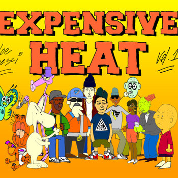 Loe Pesci - Expensive Heat Vol. 1 cover art