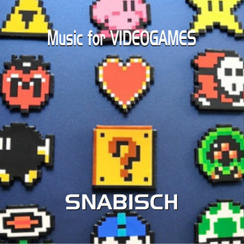Music for VIDEOGAMES cover art
