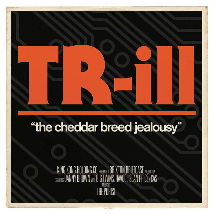 The Purist - TR-ILL E.P cover art
