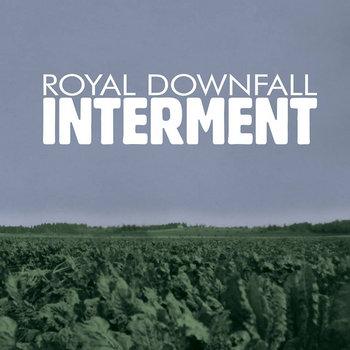 Interment cover art
