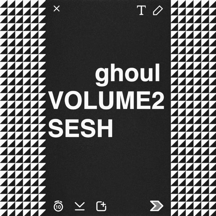 ghoul VOLUME 2 cover art