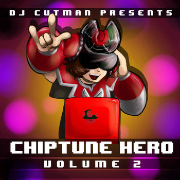 Chiptune Hero Vol. 2 cover art