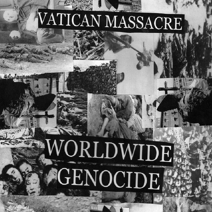 WORLDWIDE GENOCIDE cover art