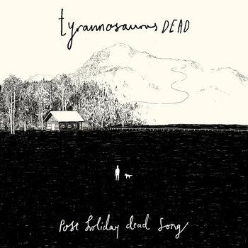 "Tyrannosaurus Dead / Joanna Gruesome Split 7"" cover art"