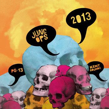 Junc Ops - 2013 cover art