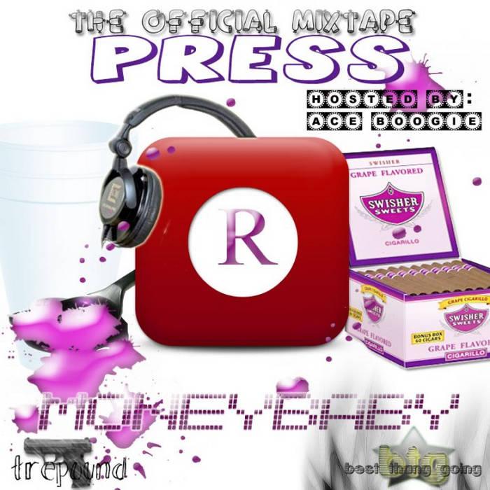 PRESS R cover art