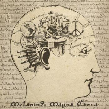 Magna Carta Vinyl + Bonus Instrumentals 2xLP cover art