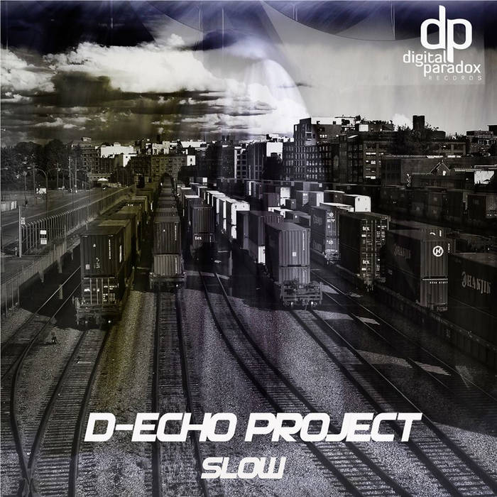 D-echo Project - Slow cover art