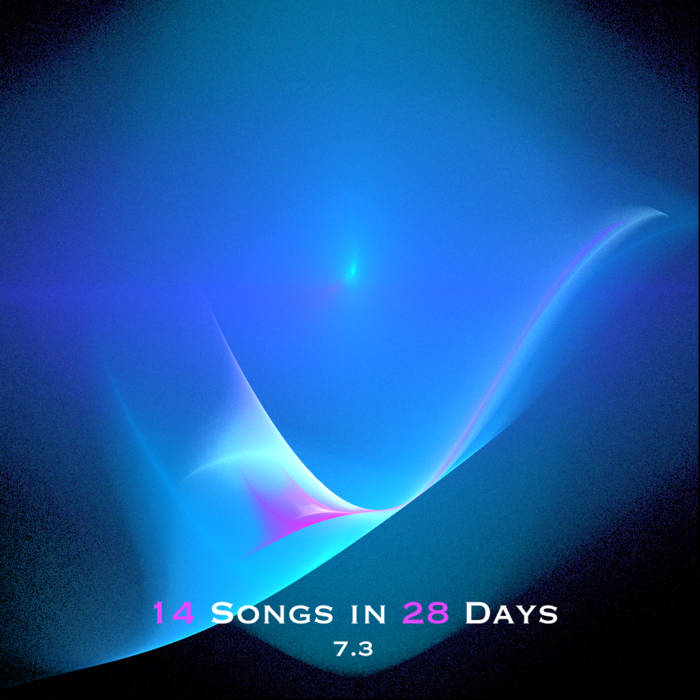 14 Songs in 28 Days (Vol 7.3) cover art