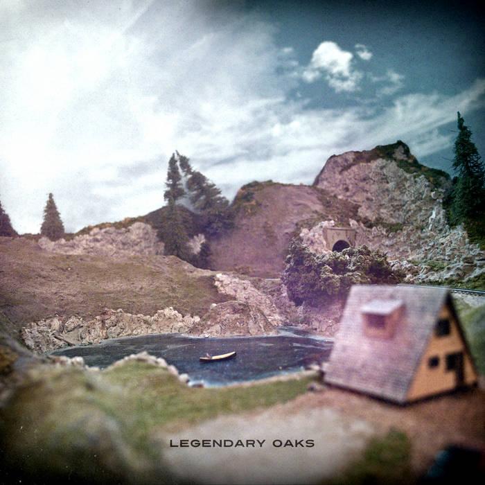 Legendary Oaks cover art