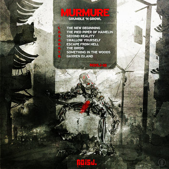 Murmure - Grumble 'N Growl cover art