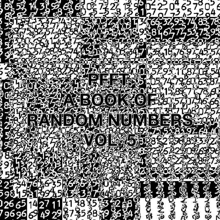 A Book of Random Numbers Vol. 5 cover art
