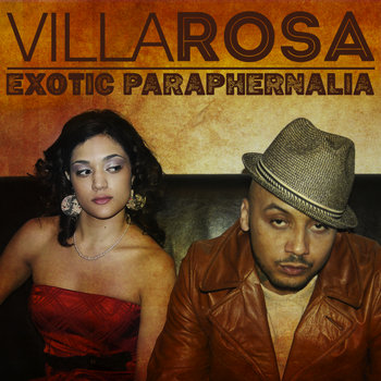 Exotic Paraphernalia cover art