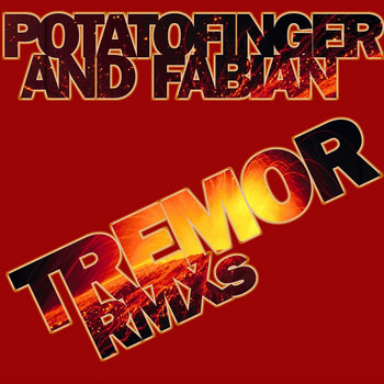 The Tremor Remixes cover art