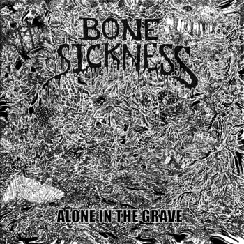 Alone In The Grave cover art