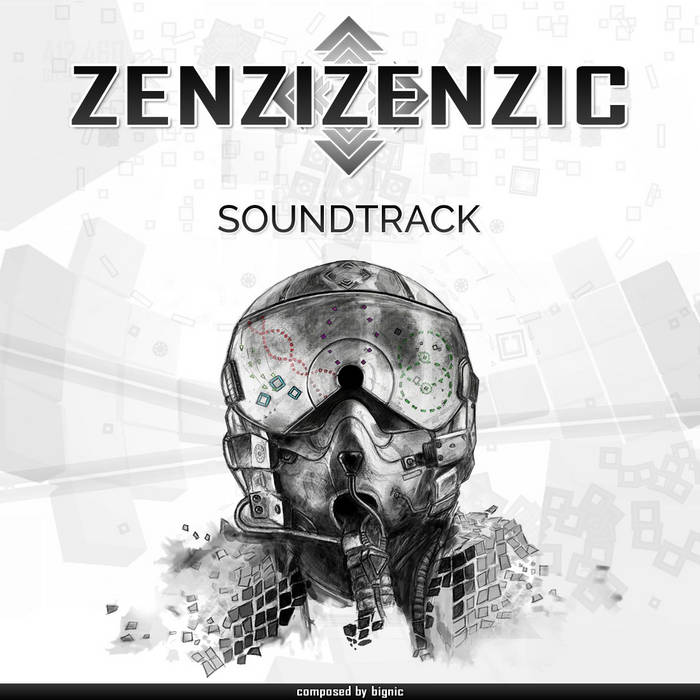Zenzizenzic Soundtrack cover art