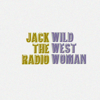 Wild West Woman (7-inch) cover art