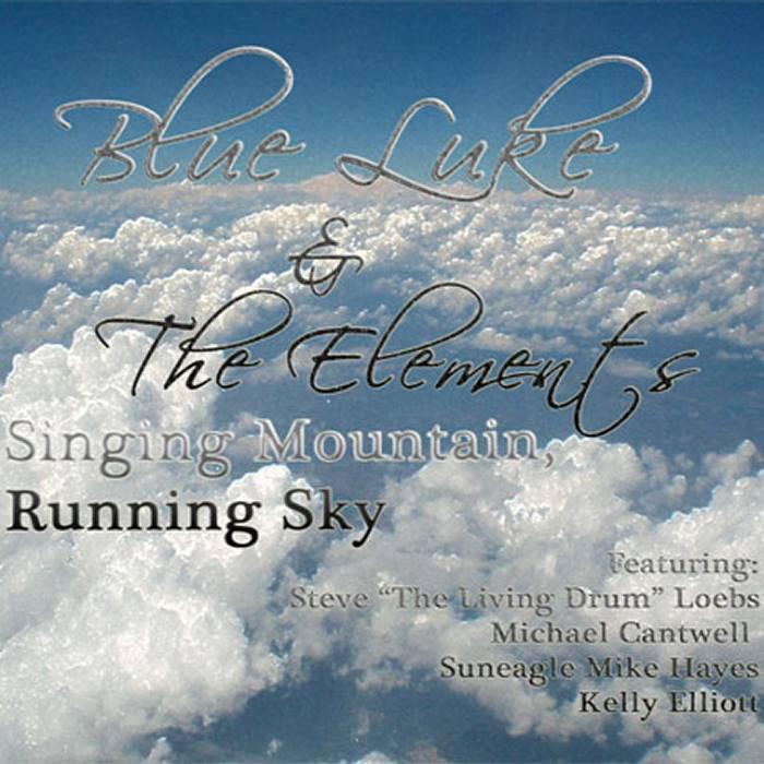 Singing Mountain, Running Sky cover art
