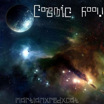 Cosmic hoover. cover art