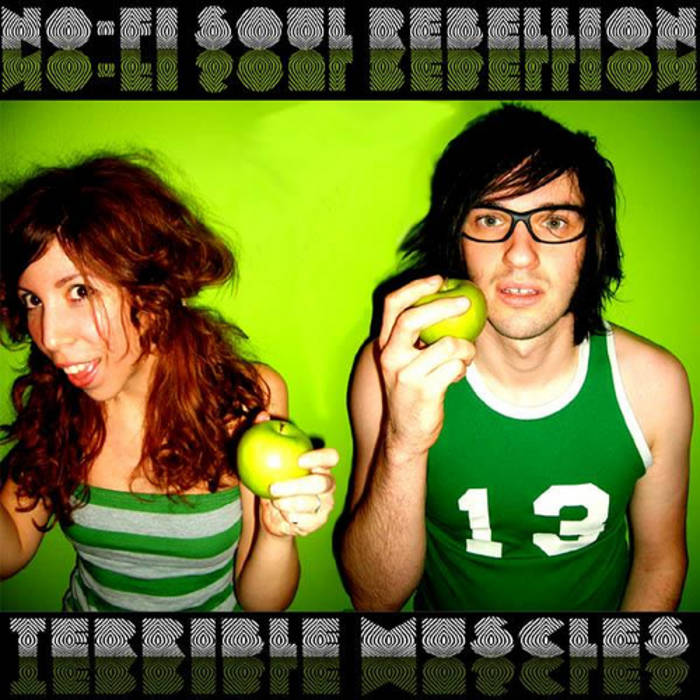 Terrible Muscles cover art