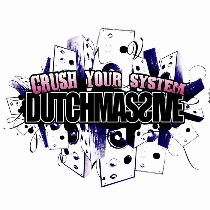 CRUSH YOUR SYSTEM (Rawkus Version) + BONUS TRACKS cover art