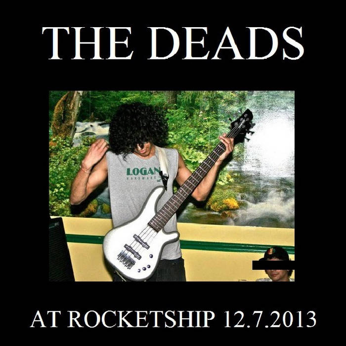 Live at Rocketship 12/07/2013 cover art