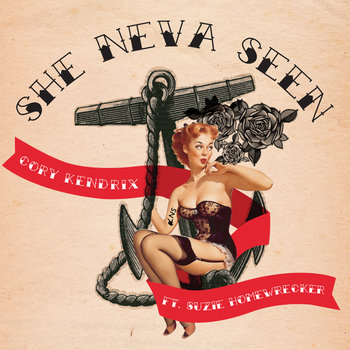 """She Neva Seen"" (G-Mix) Cory Kendrix x Suzie Homewrecker cover art"