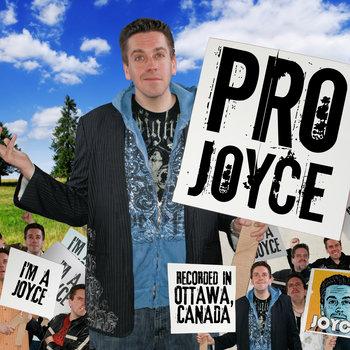 Pro Joyce cover art