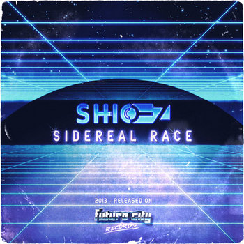 Sidereal Race e.p cover art
