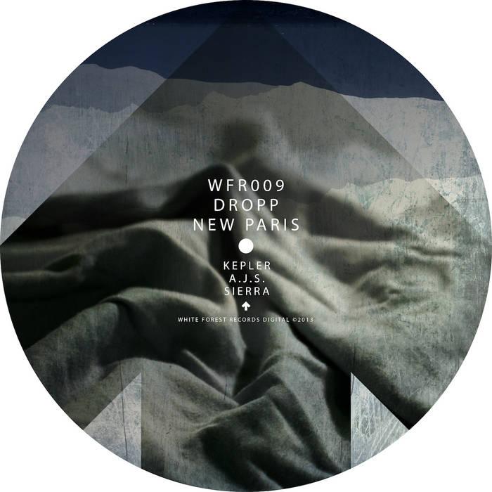 New Paris EP [WFR009] cover art