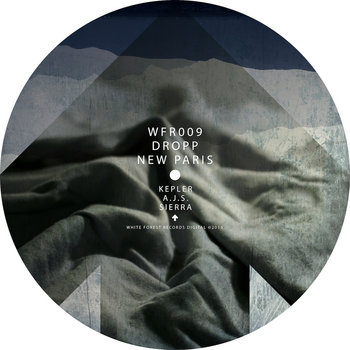 New Paris EP [WFR009] cover art